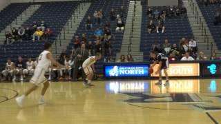 Jaden Rhoden steal and dunk