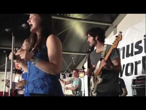 The Tom Richardson Project at Queenscliff Music Festival 2012