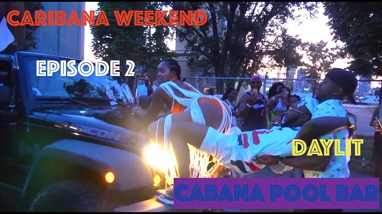 Caribana Weekend Toronto 2019 DayLit, Cabana Pool Bar ...
