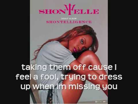 T-shirt(w/lyrics)- shontelle