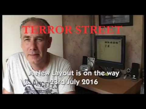 Terror St – Pt1 – Intro to model railway layout