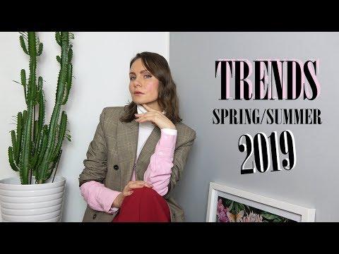 ТРЕНДЫ ВЕСНА-ЛЕТО 2019***ОДЕЖДА,ОБУВЬ,СУМКИ,АКСЕССУАРЫ,ПРИЧЕСКИ