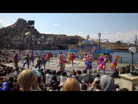NerdWissen on Urlaub - Tokyo DisneySea Easter Parade (UHD 4K)