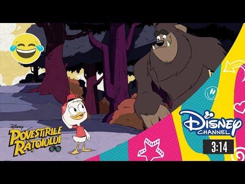 Ascunzișul lui Scrooge McDuck   Povestirile Rățoiului   Disney Channel România