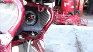 the carshop custom  ruckus system