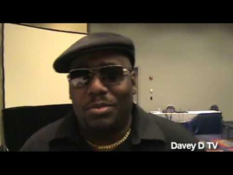 Meet Kool Moe Dee On Davey D TV