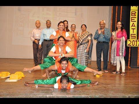 all4e Yoga Beats 2017 First Prize Yoga Kaushlya Academy   Lakuleesh Yoga Uni