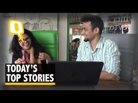 QWrap: Rahul's Madhya Pradesh Poll Bugle; India's Adultery Law