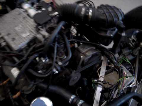 02.01.10 Haynes Roadster Startup - Broadley Roadster 2.8 L V6 Cologne V6