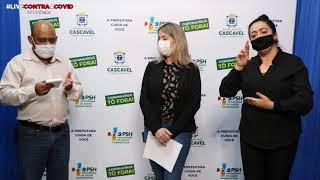 #LiveContraaCovid #9 | Rozane Campiol - Gerente de Vigilância Sanitária