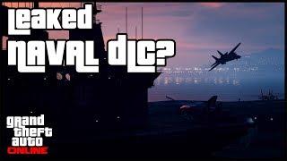 Rockstar Employee Leaks GTA Online Naval DLC? Is this legit?