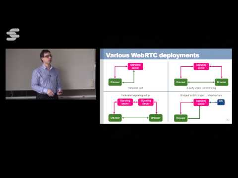 Real-Time Communication with WebRTC - Lieven Desmet