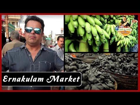 Ernakulam Market, Kerala | Famous Market In Kerala | Fresh & Local By Vicky Ratnani