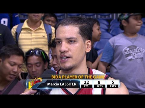 Best Player: Marcio Lassiter | PBA Philippine Cup 2016 - 2017