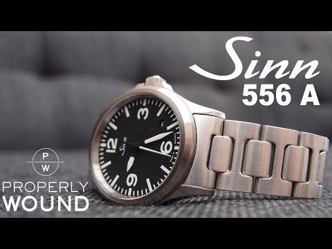 Sinn 556A - A week on the wrist, Comprehensive Review