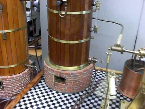 Kraftwerk mit zwei Dampfkessel im Verbund - YouTube