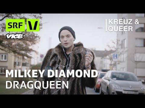 MILKY DIAMOND: DRAGQUEEN | KREUZ & QUEER