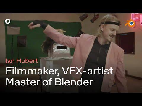Rokoko User Story: Ian Hubert - Filmmaker, VFX artist, master of Blender3D