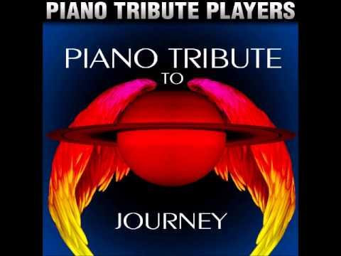 Lights -- Journey Piano Tribute