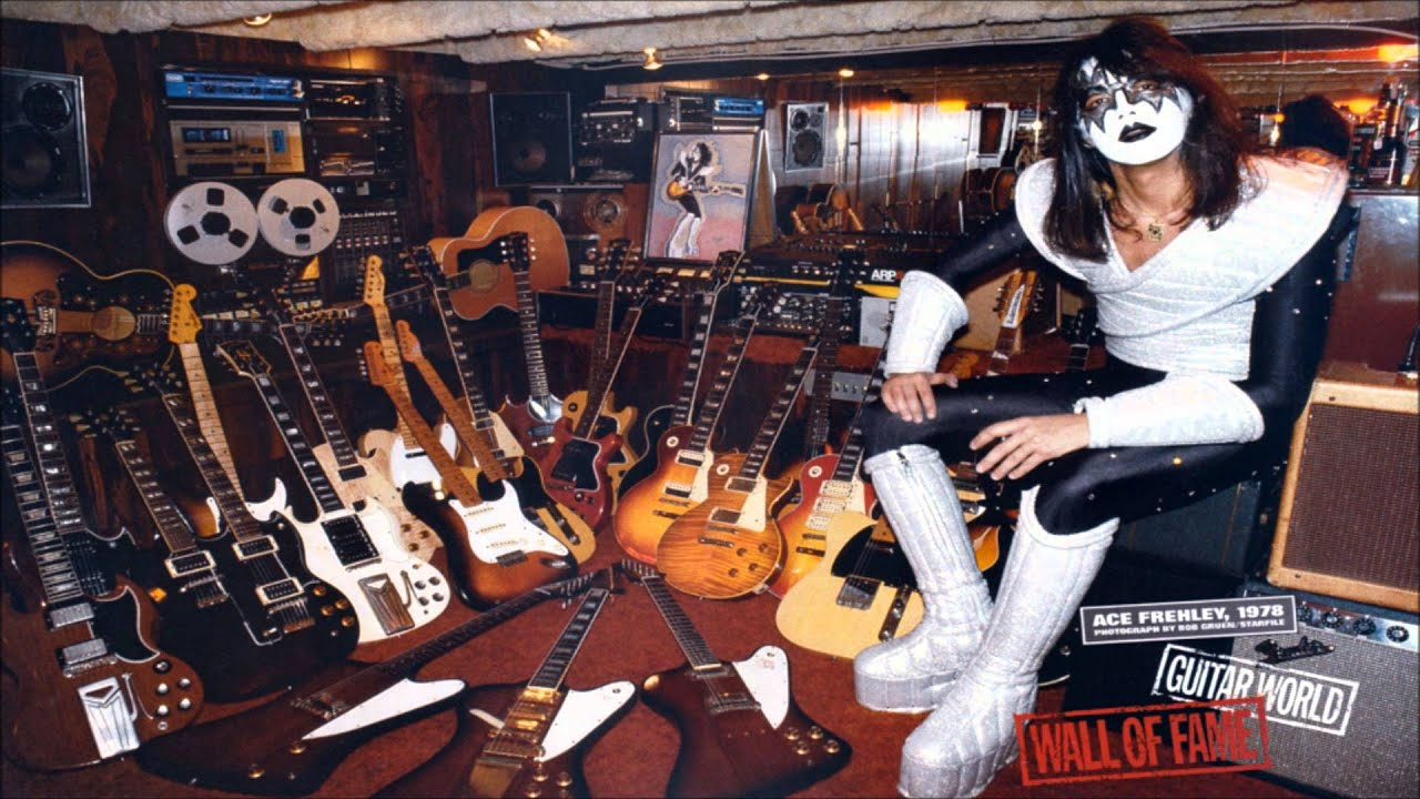 Ace Frehley Fractured Mirror Youtube