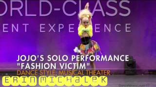 Fashion Victim- Dance Moms (Full Song)