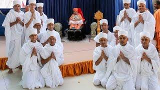 Guruhari Darshan 21 May 2015, Sarangpur, India