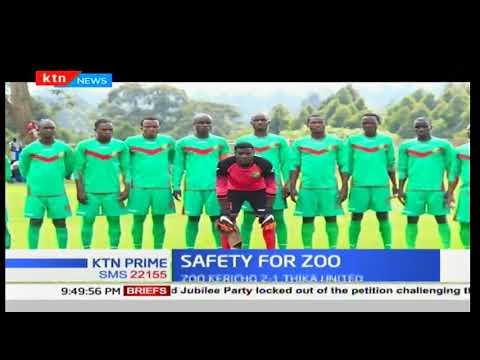 Zoo Kericho wins games against Thika United