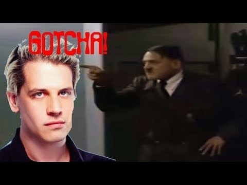 "Milo Yiannopoulos Sings ""America the Beautiful"" to Nazis at Karaoke Night!!??"