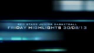 Red Stars Friday Night Highlights 30 08 2013