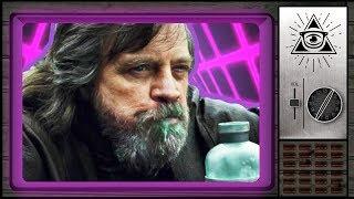 Did Luke Skywalker Die from Drinking Bad Milk From a Thala-Siren? (Explainiac w/ Dan Casey)