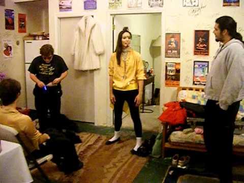 2010 RHPS Backstage 12. The Heaviest Piece of Toast