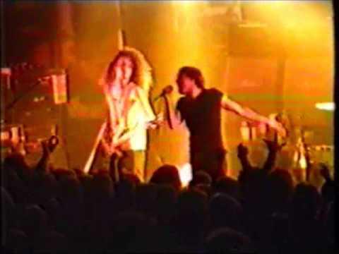 BRUCE DICKINSON SKUNKWORKS- INNERSPACE- Live in Osnabrück 1996