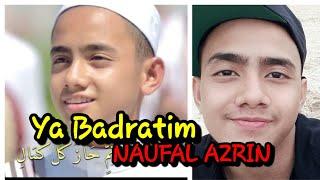 Download Ya Badratim- Vokalis utama, Naufal Azrin hiburkan p3minat di Instagram