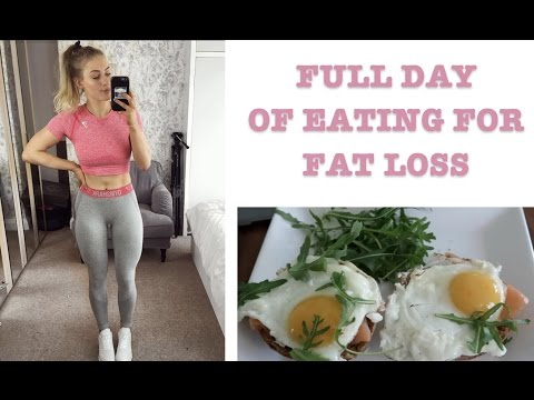 FULL DAY OF EATING | SUMMER SHRED | Episode 9 |