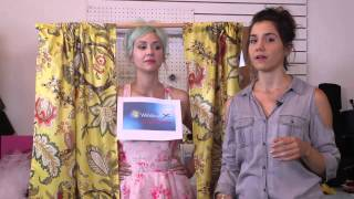 Making Curtains & Pillows - How To Measure Fabric For Curtains(, 2015-06-18T14:38:39.000Z)