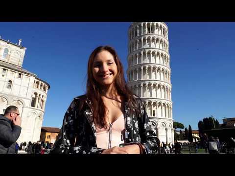 Ricci auf Reisen - in Pisa, Italien -Teil 1