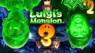 REAL TALK THIS MY FAVORITE GAME OF 2019!! [LUIGI'S MANSION 3] [#02]