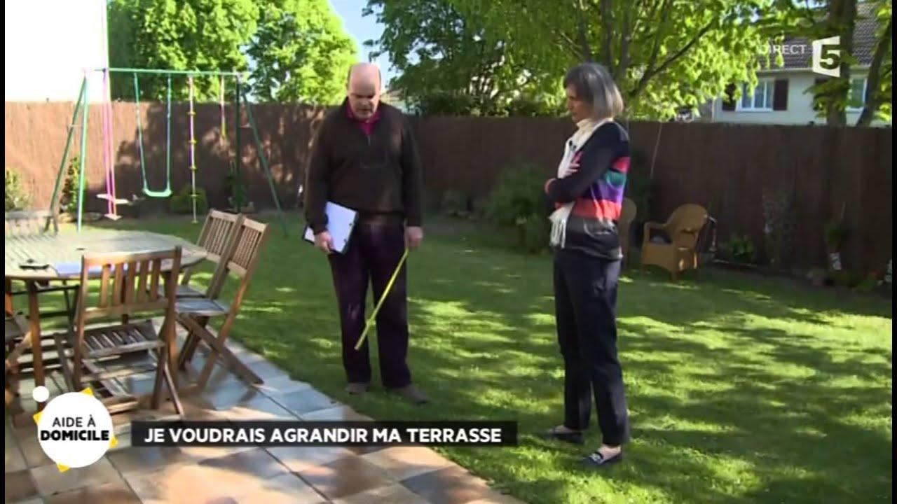 Agrandir Sa Terrasse : Les Bons Réflexes   YouTube