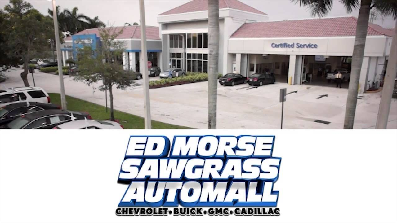 New Chevrolet Cruze Technology Ed Morse Sawgrass Auto Mall - Ed morse sawgrass car show