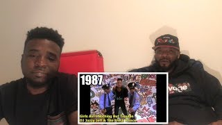 Best Rap Hook Of Each Year (1980-2018) Reaction