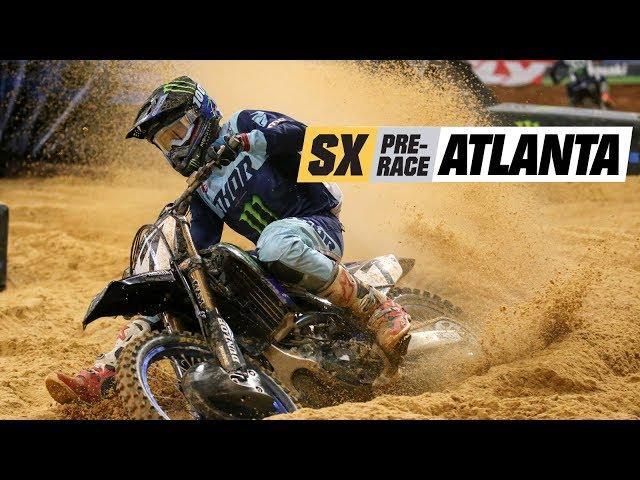 Supercross Pre-Race: Atlanta