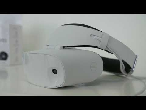 Amazing Dell Visor Windows Mixed Reality Headset