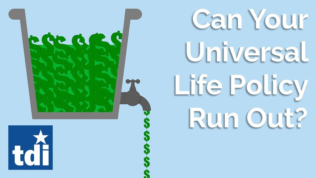 Universal Life: Your Policy May Be Evaporating | Texas ...