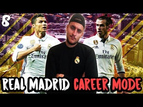 СБЛЪСЪК В ШАМПИОНСКАТА ЛИГА!! REAL MADRID CF CAREER MODE '8