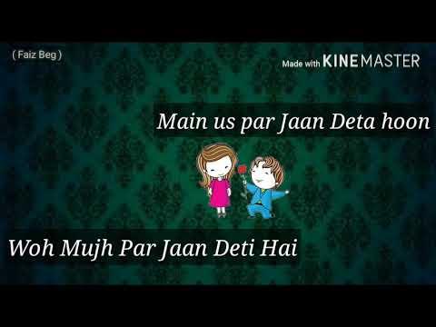 Ladki Hai Jise Mai Pyar Karta Hu Whatspp Status Youtube
