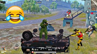 Trolling Is Not A Crime 😜🤣 | PUBG MOBILE FUNNY MOMENTS