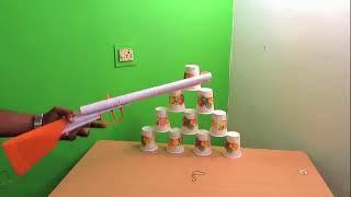 How Tho make paper arma de papel como fazer(1)