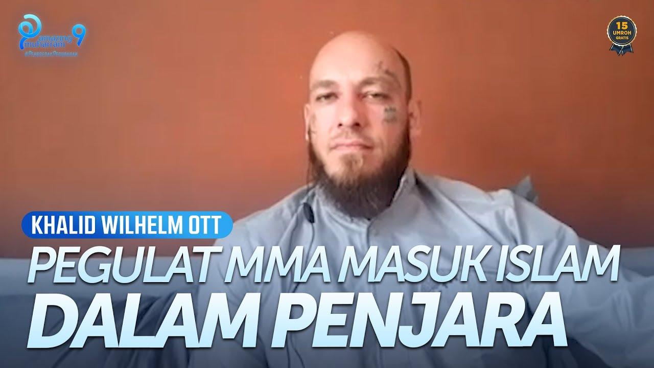 MASYA ALLAH !!! Muallaf Dari Austria Menemukan Cahaya Islam di Penjara - Khalid Wilhelm Ott