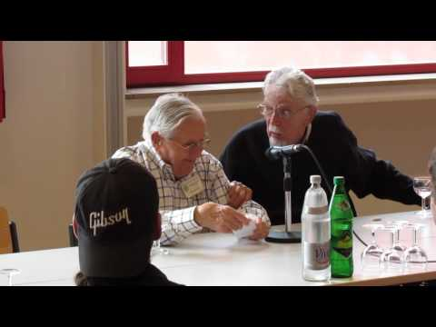 WWII 10th Armored  Veterans in Luxembourg Part 1