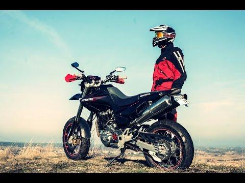 Honda FMX 650 FunBike ◀Małpiak▶ HD